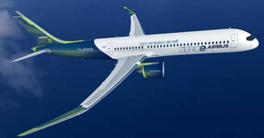 Airbus Plans To Have Zero-Emission Hydrogen Planes By 2035