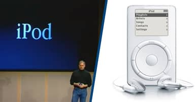 The First iPod Was Sold On This Day 19 Years Ago