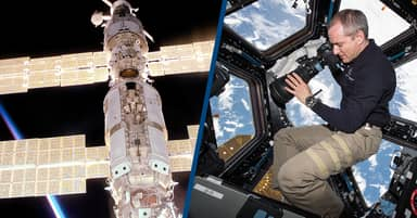Russia Has Begun Casting For The First Film To Be Shot On The International Space Station