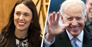 Jacinda Ardern Working With Joe Biden On Strategy To Tackle Coronavirus