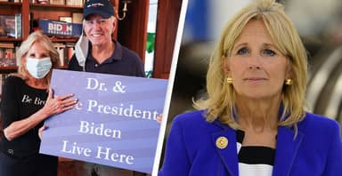 Jill Biden Will Be America's First FLOTUS To Have Full-Time Job