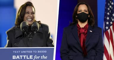 US Election 2020: Kamala Harris Makes History As First Black Woman To Be Elected Vice President