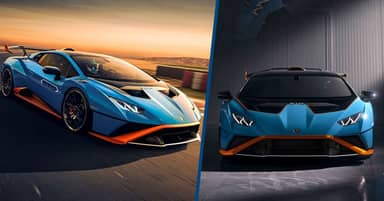 Lamborghini Announces All-New Huracán STO With 0-100km/h In 3.0 Seconds
