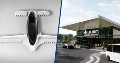 Lilium Is Building A Take-Off And Landing Area For Air-Taxis In The US