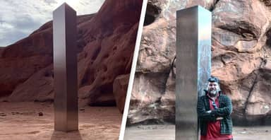 New York Art Gallery Is Claiming Mysterious Monolith Belongs To Artist