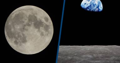 Company To Turn Moon Rock Into Oxygen And Building Materials