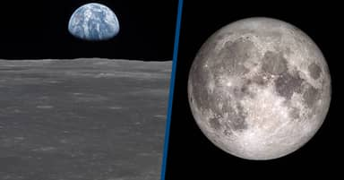 Asteroid Hidden Behind Moon Could Be Fragment That Broke Off Earth's Moon