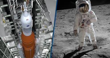 NASA Is 'Unlikely To Return To The Moon By 2024, According To New Report