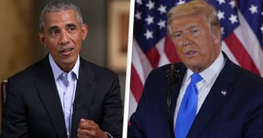 Obama Tells Trump To 'Think Beyond Your Own Ego' And Accept Biden Win