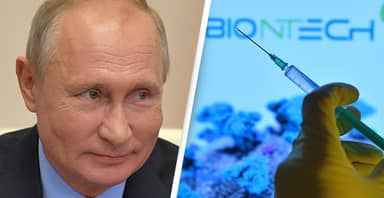 Russia Claims Its Coronavirus Vaccine Is 92% Effective Days After Pfizer's 90% Revelation