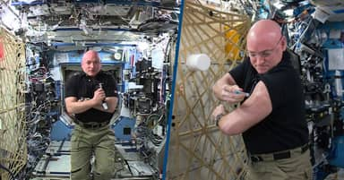 Mitochondrial Changes Could Be Key To Human Health Problems In Space