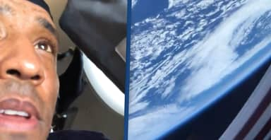 Amazed Astronaut Captures 'Breathtaking Perspective' Of Earth From SpaceX Spacecraft
