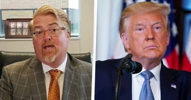 Trump's New Attorney Admitted Lawsuits 'Will Not Work' Before Being Hired