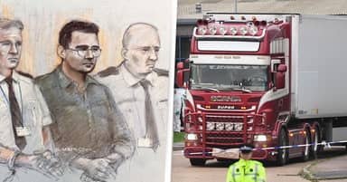 Two Found Guilty Of 39 Counts Of Manslaughter After Migrants Found Dead In Lorry