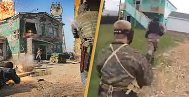 Real Life Nuketown From Call Of Duty Turned Into Airsoft And Paintball Arena