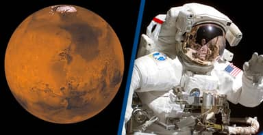 New Technology Will Allow Astronauts To Turn Mars' Water Into Oxygen And Fuel