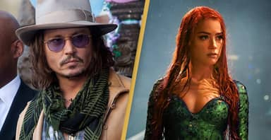 Johnny Depp 'Tried To Have Amber Heard Removed' From Aquaman