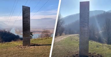 Mysterious Monolith In Romania Has Now Vanished