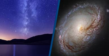 Mysterious Galaxy Known As Kraken Crashed Into The Milky Way 11 Billion Years Ago