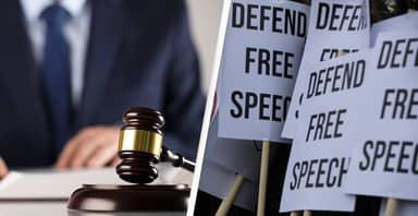 Judge Rules That Freedom Of Speech Includes Right To Offend