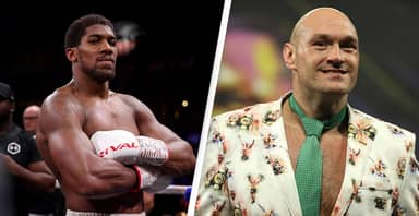 Anthony Joshua Wants To Take Tyson Fury's 'Head Off His Shoulders'