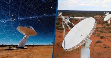 Australian Scientists Say They Have Mapped A Million New Galaxies Using A New Telescope