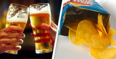 Beer And Crisps Could Be Secret Weapons In Battle Against Climate Change