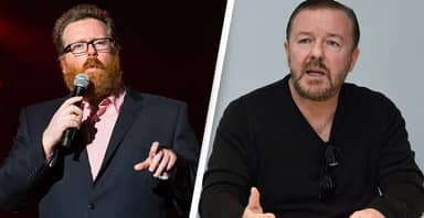 Frankie Boyle Calls Ricky Gervais 'Lazy' For Trans People Jokes
