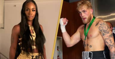 Boxing Champion Claressa Shields Promises To 'Beat The S**t Out Of' Jake Paul