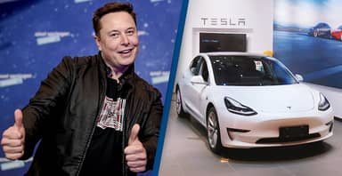 Rising Tesla Share Price Creates Army Of Self-Named 'Teslanaires'