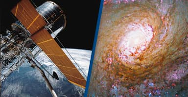 30 Years After It Launched, The Hubble Telescope Is Still In Space Taking Photos