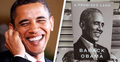Barack Obama's New Book Sells Over 3 Million Copies In Its First Month