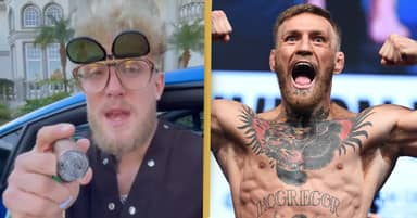 Jake Paul In Talks With Conor McGregor's Team After Sending Proof Of $50 Million Offer