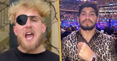 Jake Paul Doubles Down On Dillon Danis Comments, Rejects Dana White's Call For Amanda Nunes