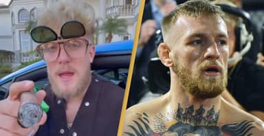 Jake Paul Offers Conor McGregor $50 Million To Fight In Foul-Mouthed Rant