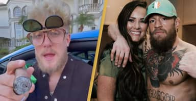 Jake Paul Singles Out Conor McGregor's Partner On Instagram By Unfollowing Everybody Else