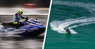Man Jailed For Riding Jet Ski Four Hours From Scotland To See Girlfriend During Lockdown
