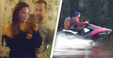 Man Jailed For Riding Jet Ski To See Girlfriend During Lockdown Freed In Time For Christmas