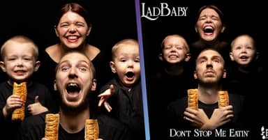 LadBaby Announces Third Christmas Single For Final Number One Attempt