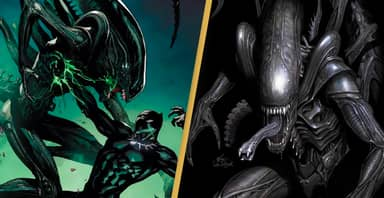 Alien Series Announced by Marvel