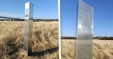 Monolith With Cryptic Coordinates Vanishes In Adelaide Days After Discovery
