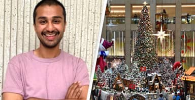Muslim Celebrating Christmas For First Time Because Of Lockdown Shares Hilarious Observations