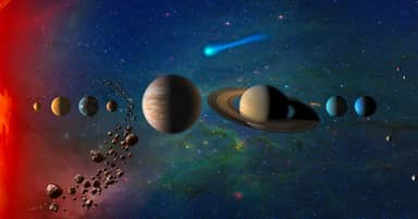 Scientists Discover 'Superhighway' In Our Solar System
