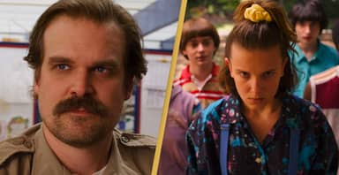 David Harbour Says Stranger Things 4 Is His 'Favourite' Season Yet