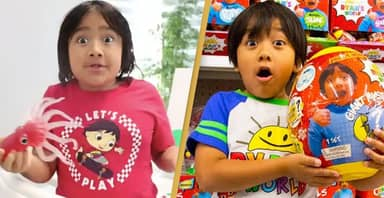 Nine-Year-Old Ryan Kaji Just Became This Year's Highest-Paid YouTuber