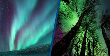 The Northern Lights Will Be Visible In Parts Of The UK Tonight