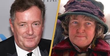 Piers Morgan Denies Claims He's The Pigeon Lady From Home Alone 2