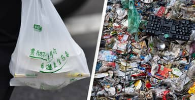Biodegradable Plastics 'Failing To Solve Pollution Crisis' In China
