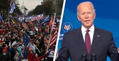 The Proud Boys Are Reportedly Using YouTube To Organise Violence At Biden's Inauguration