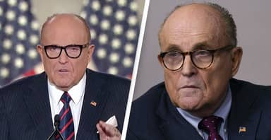 Rudy Giuliani Has Tested Positive For Coronavirus Says Donald Trump